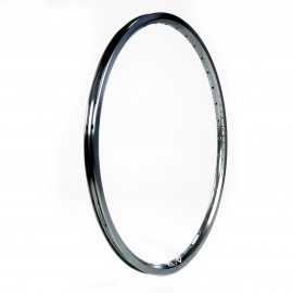 Sd Rim Double Wall With Eyelets Gun Metal