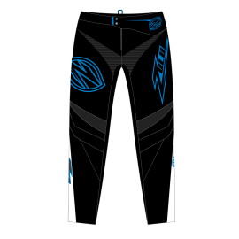 Zulu Pant Black/Blue/White