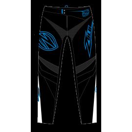 Zulu Pant Black/Blue/White