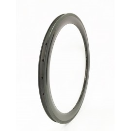 LB Rim Carbonfiber 3K  Shiny Black 38mm Rim