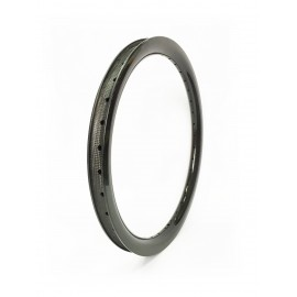 LB Rim Carbonfiber 3K  Shiny Black 30mm Rim