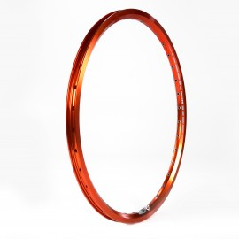Sd Rim Double Wall With Eyelets Ann. Orange
