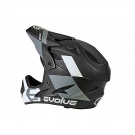 Evolve Storm Helmet Black