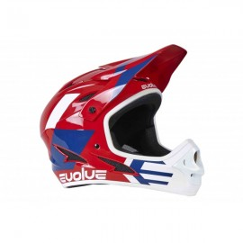 Evolve Storm Helmet Red