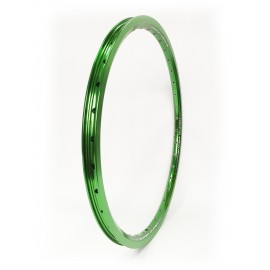 Sd Rim Double Wall With Eyelets Ann. Green