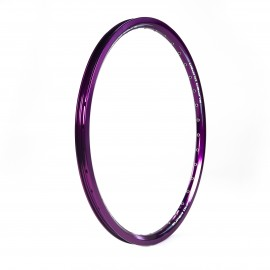 Sd Rim Double Wall With Eyelets Ann. Purple