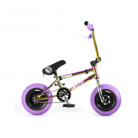 WildCat Mini BMX Oil Slick Purple