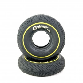 Wildcat Mini BMX Tire Black/Yellow