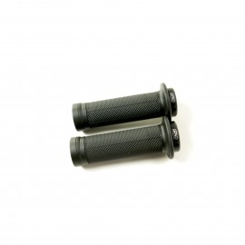 Sd Mini Black V2 Lock On Grip 115Mm With Flange, V2 Lockrings Black