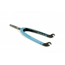 "Avian Versus Youth Carbon Fork 20"" 10Mm Matte Teal"