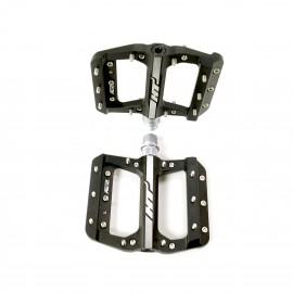 HT AE12 SX Bmx Platform CNC pedal Junior Black