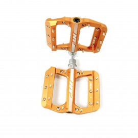 HT AE12 SX Bmx Platform CNC pedal Orange
