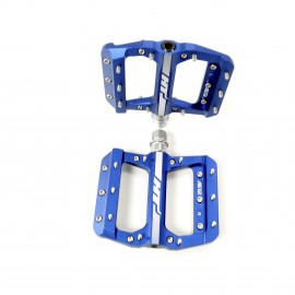 HT AE12 SX Bmx Platform CNC pedal Royal Blue