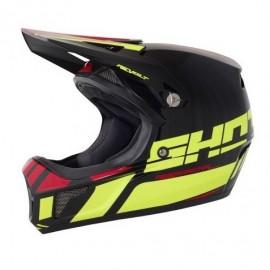 SHOT Rogue Revolt Helmet Acid/Neon Yellow/Red