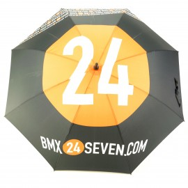 BMX24SEVEN Umbrella Logo V1.0 Black/Orange