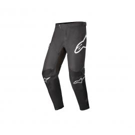 ALPINESTARS RACER PANTS BLACK WHITE