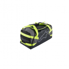 ALPINESTARS GOANNA DUFFEL BAG BLACK ANTHRACITE YELLOW FLUO