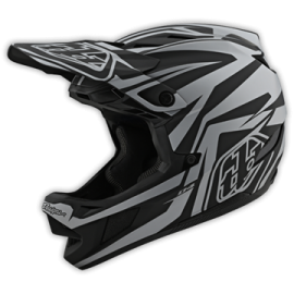 TroyLee Designs D4 composite slash black / silver