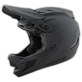 TroyLee Designs D4 composite stealth black / gray