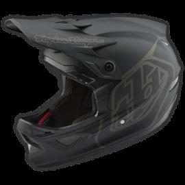 TroyLee Designs D3 fiberlite mono black