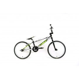UMF Custom Build Bike Pro White/Black/Green