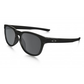 Oakley Stringer Sunglasses OO9315-03  Polished Black / Black Iridium Lens