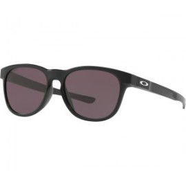 Oakley Stringer Sunglasses OO9315-1555  Matte Black / Prizm Grey Lens