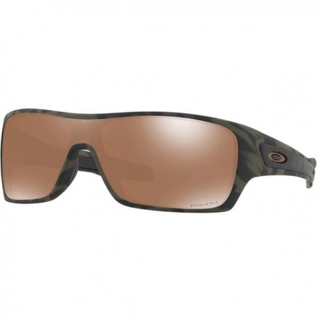 Oakley Turbine Rotor Sunglasses OO9307-1732 Olive Camo / Prizm Tungsten Lens