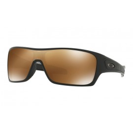Oakley Turbine Rotor Sunglasses OO9307-17320 Matte Black / Prizm Tungsten Polarised Lens