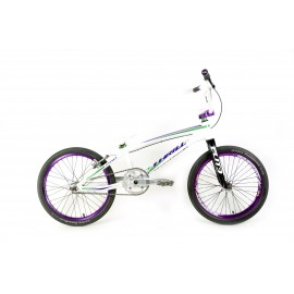 Used Bike Thrill Pro 2016 White/Purple