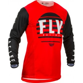 Fly Kinetic K220 2020 Jersey Red/Black/White