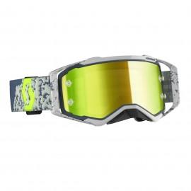 SCOTT Prospect goggle Grey/Dark Grey Yellow Chrome Works