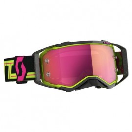 SCOTT Prospect goggle Black/Yellow Pink Chrome Works