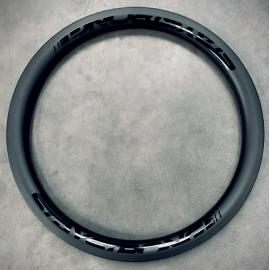 Stay Strong DVSN Carbon Rim UD weave Matte Black