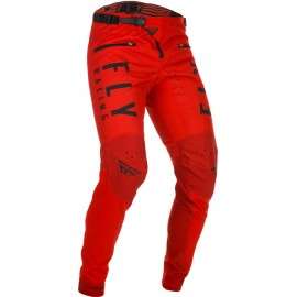 Fly Kinetic Bicycle 2021 Pant Red