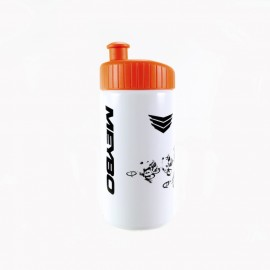 Meybo BMX Race Bottle V1 White/Orange
