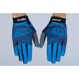 Stay Strong 2021 Tricolour Glove Blue