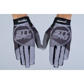 Stay Strong 2021 Tricolour Glove Grey