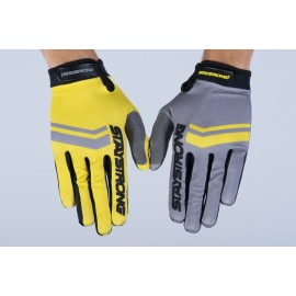 Stay Strong 2021 Opposite Glove Grey Yellow