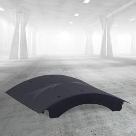 Urban Street Large Round Deck | 60.2x59.5x12.5cm