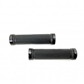 Sd Bmx/Mtb Lock On Grip 130Mm Without Flange Black