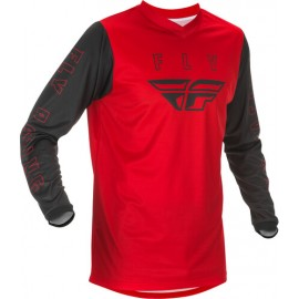Fly F16 Jersey 2021 Red/Black