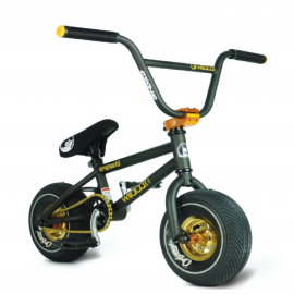 Wildcat Mini Bmx New Black Hawk