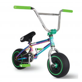 Wildcat Mini Bmx New Royal Green