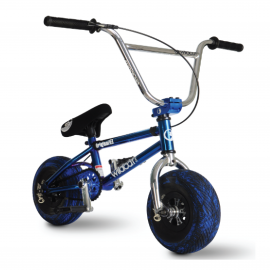 Wildcat Mini Bmx Jet Blue Disc