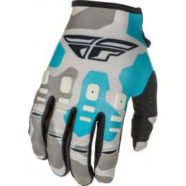 Fly Kinetic K221 Gloves 2021 Grey/Blue