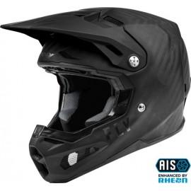Fly Racing Formula Solid Helmet 2021 Matte Black Carbon
