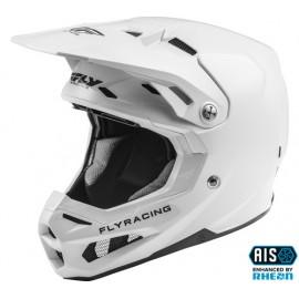 Fly Formula Carbon Solid Helmet 2021 White