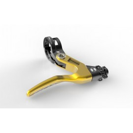 Box One Short Reach Lever Gold