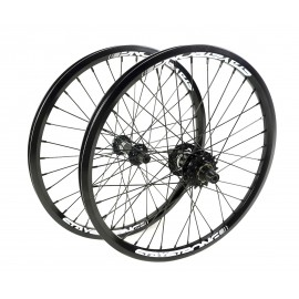 Stay Strong Reactiv Disc Wheelset Black